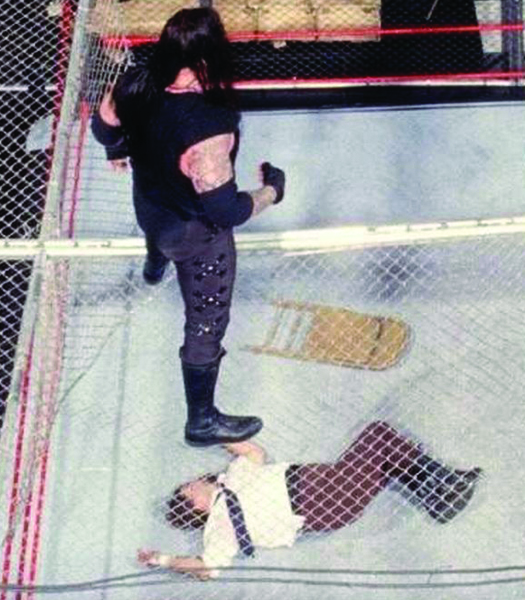 The Best Wrestling Matches Ever