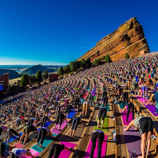 Why You Should See A Concert At Red Rocks Amphitheater