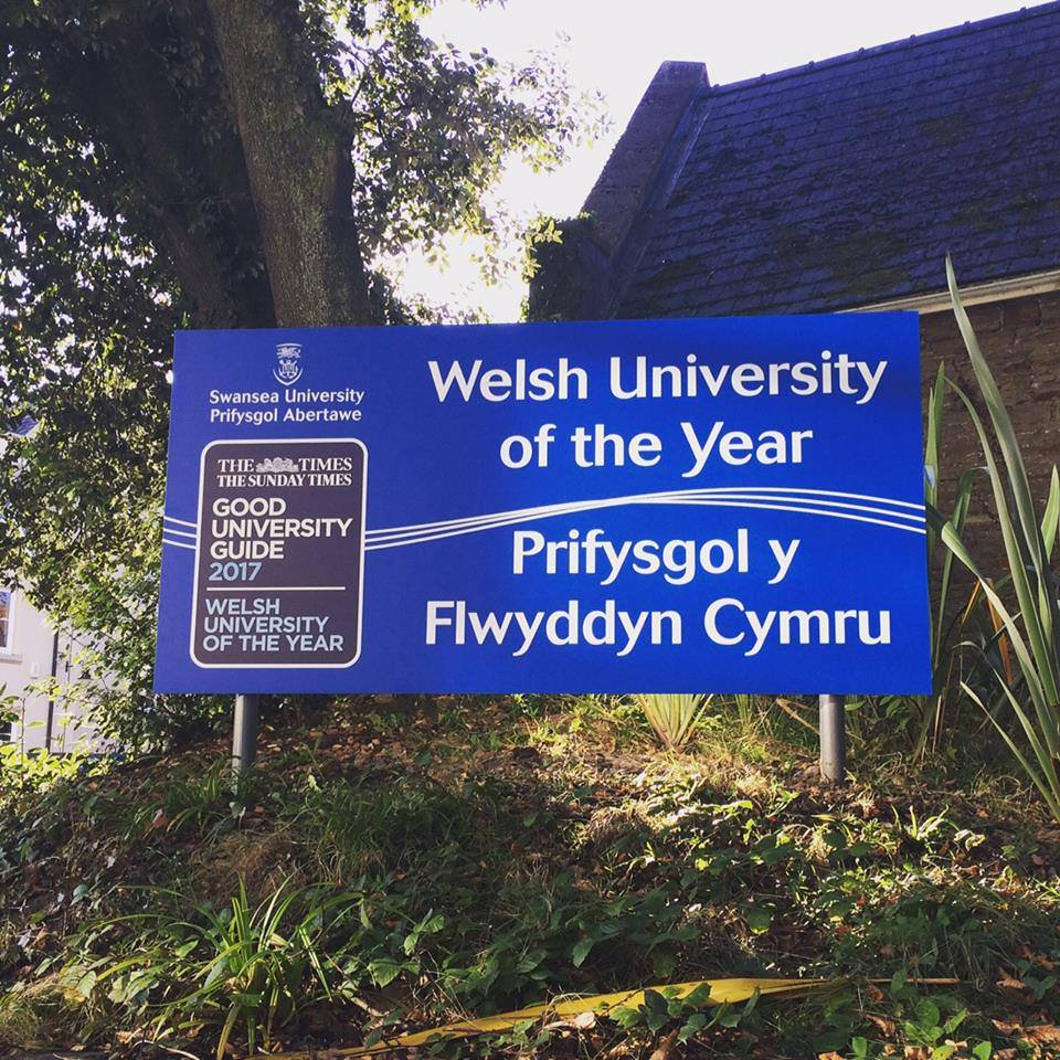 Welsh University of the Year