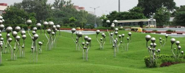 Steel Sprout Garden Delhi