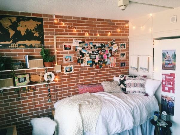 Tulane University has some amazingly decorated dorm rooms!