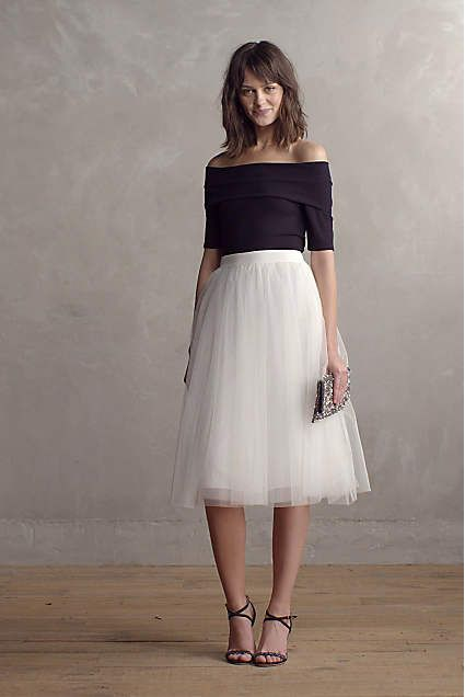 15 Ways To Wear A Tulle Skirt