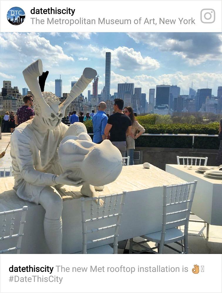 15 Most Instagram-Worthy Date Spots In NYC