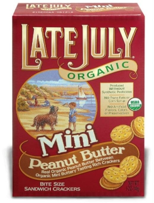 Late July Mini Peanut
