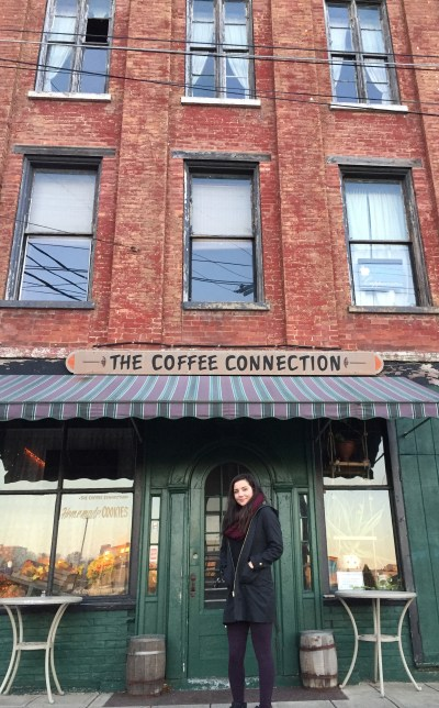 the coffee connection in Owego