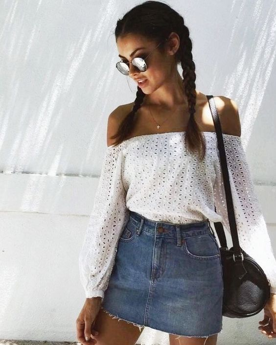 a3c2fefc69c This is one of the cutest summer outfit ideas! This is one of the cutest  summer outfit ideas! Statement prints are a must have for effortless summer  style.