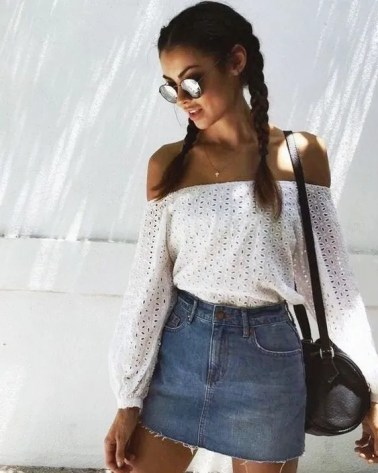 3851adb8b4f This is one of the cutest summer outfit ideas!