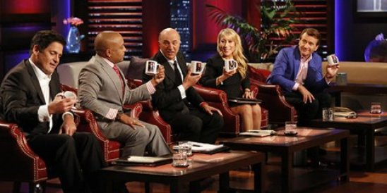 This is one of the best moments on the shark tank TV show!