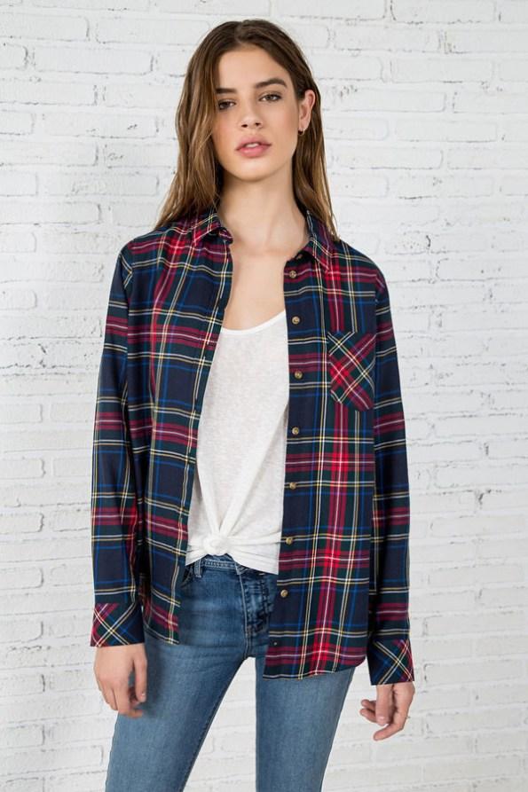 catalogo-springfield-2016-ropa-mujer-camisa-cuadros-escoceses-600x900