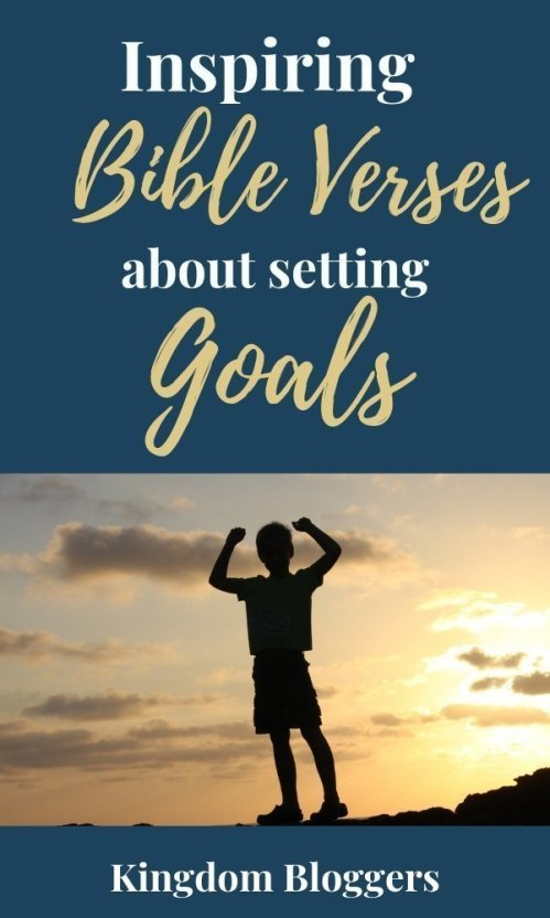 Bible Verses About Goal Setting 1
