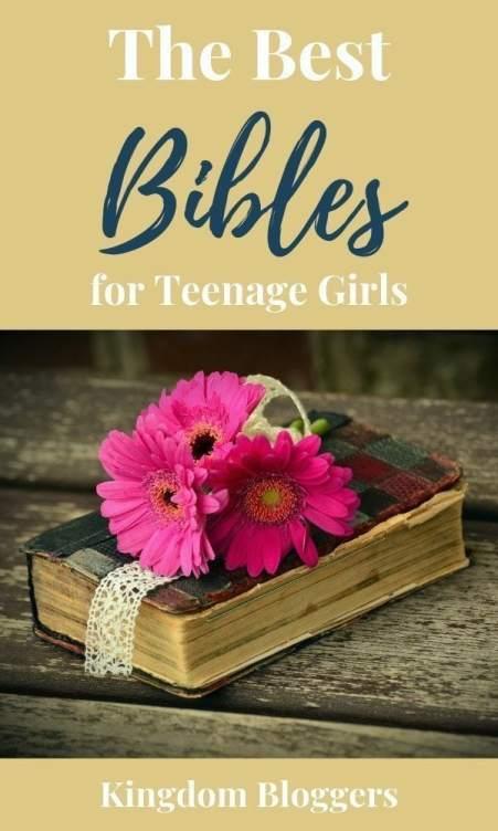 Bibles for Teen Girls