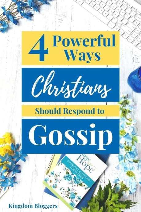 spirit of gossip