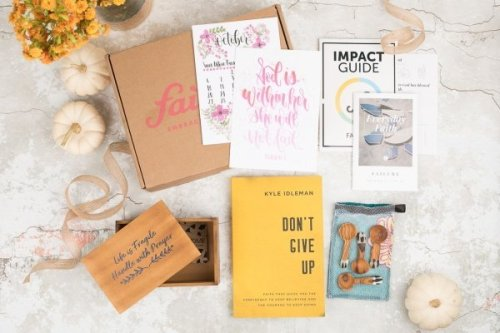religious subscription boxes
