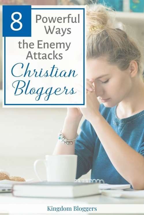 Spiritual Warfare as a Christian Blogger