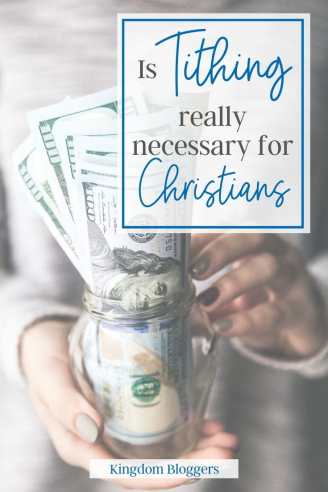 is tithing necessary