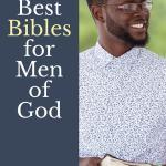 bibles for men