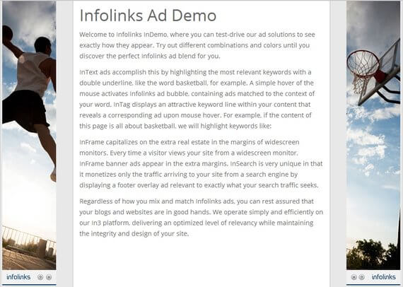 inframe ads