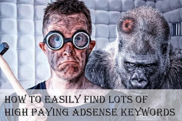 high paying adsense keywords