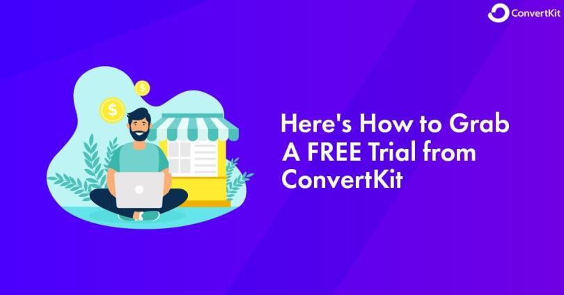 ConvertKit Free Trial