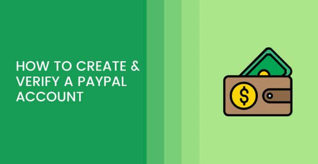 comment créer et vérifier un compte paypal