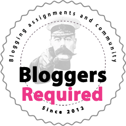 Check our my profile at Bloggers Required