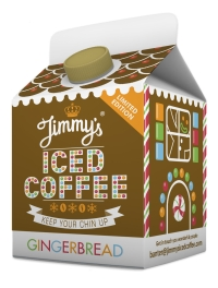 Jimmy's GINGERBREAD