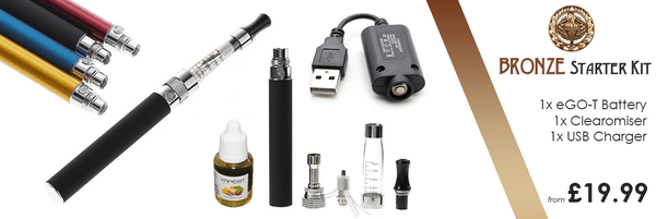 Blogging assignment: Electronic Cigarette & eLiquid Review - Choose the Juice - Keep the Kit - NO CHARGE!