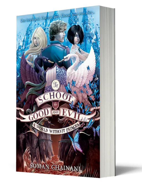 Blogging assignment: The School For Good and Evil - a new children's book