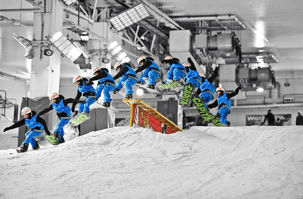 Blogging assignment: Looking for bloggers who ski or snowboard and would like the chance to ride alongside our Sochi Olympic stars!
