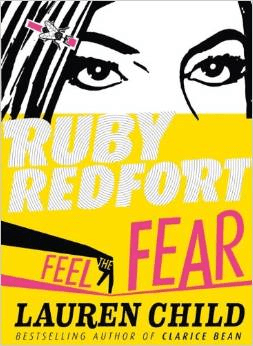Blogging assignment: Ruby Redfort, Feel the Fear Book Review and Giveaway (UK bloggers)