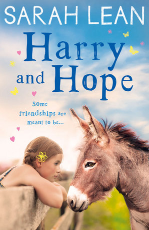 Blogging assignment: Book review and competition opportunity for Harry and Hope by Sarah Lean (UK bloggers)