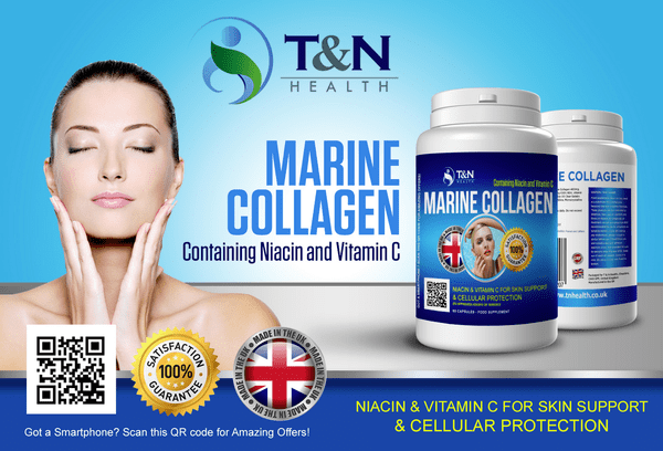 Blogging assignment: UK Health/Beauty Bloggers - Review and Experience The Magic of Marine Collagen