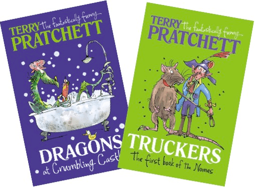 Blogging assignment: Book Review - The 'fantastically funny' world of Terry Pratchett (UK bloggers)