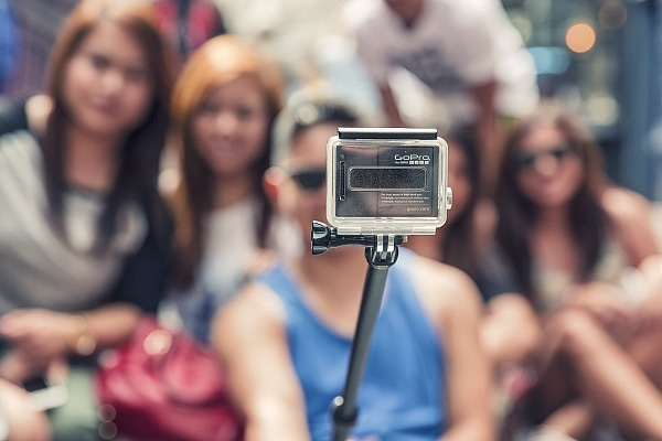 We would like to see your vlogging rituals