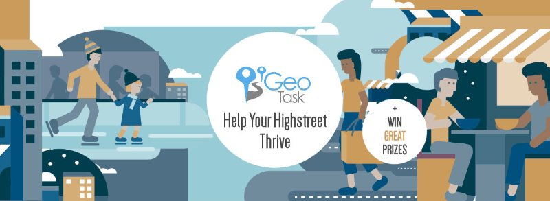 Blogging assignment: GeoTask: Help your town thrive & win cash prizes (UK bloggers)