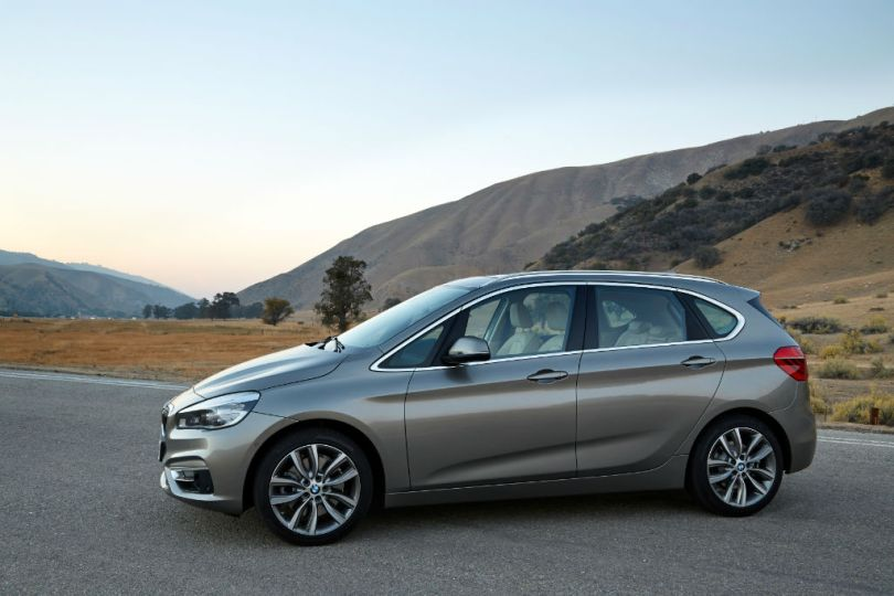 Blogging assignment: Take a BMW 2 Series for a free 4-day test drive. Must be a parent based in Leeds/Bradford