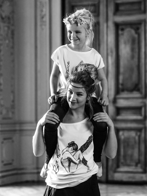 UK blogging assignment: UK artist looking for dance and parent bloggers to promote a range of ballet and contemporary dance inspired t-shirts.