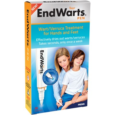Blogging assignment: UK Bloggers to review Verruca and Wart Remover - EndWarts