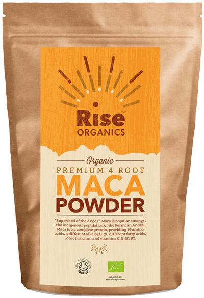 UK blogging assignment: Love Organic Superfoods? We'd love you to review our Organic Maca Powder