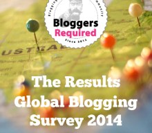 Global Blogging Survey 2014 Results