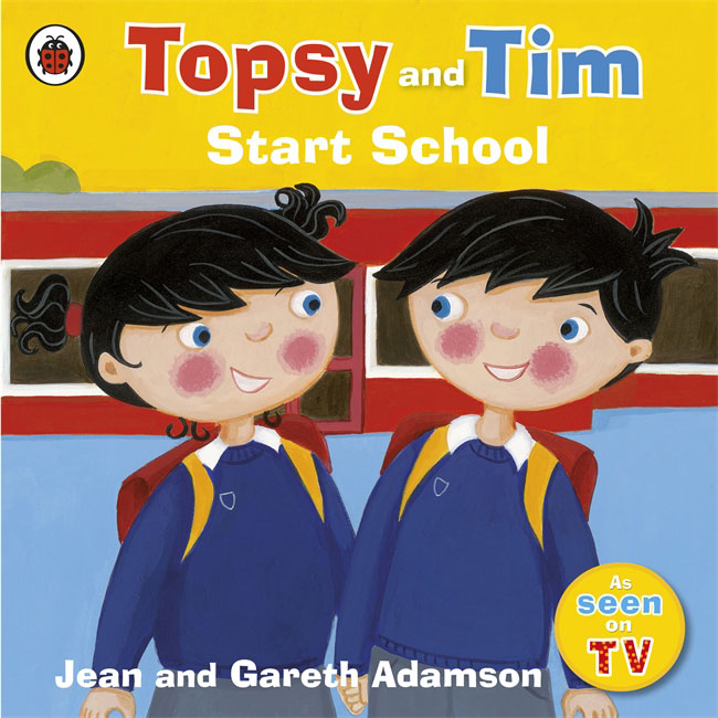 Blogging assignment: Topsy and Tim book review (UK parenting bloggers)