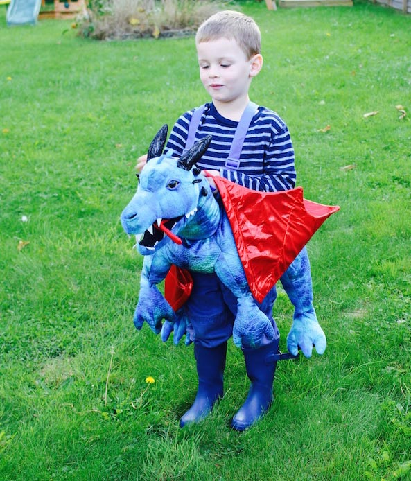 UK Giveaway: £25 online voucher for kids fancy dress including Halloween options - Closes 10/23/2016