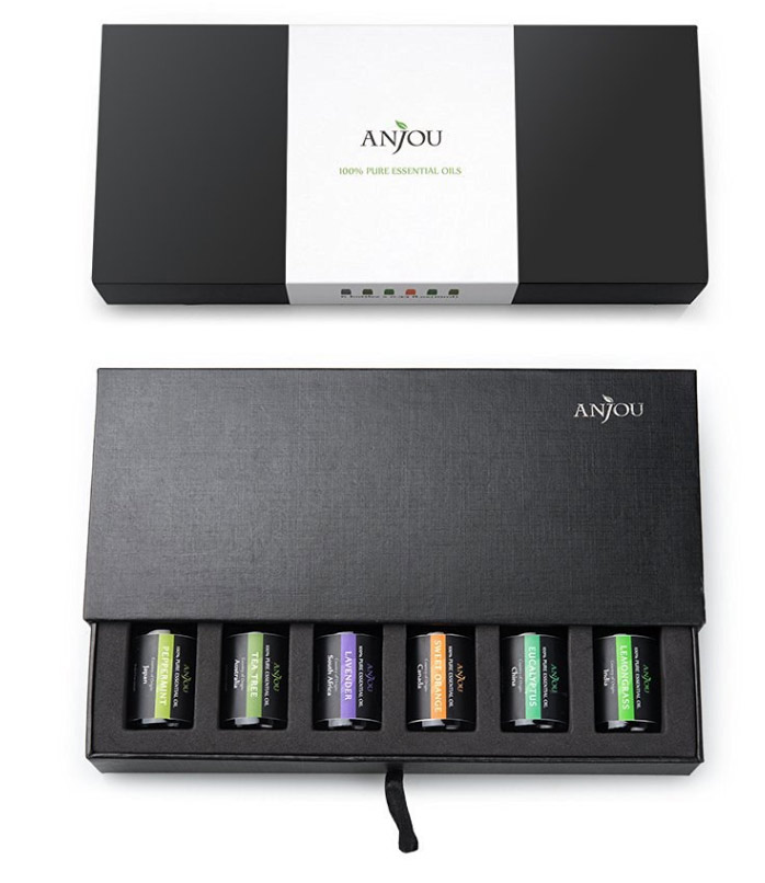 US bloggers wanted for product review request of Anjou Essential Oil Gift Set