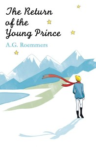 UK blogging assignment: Book review >The Return of The Young Prince