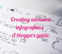 White paper –  Creating awesome infographics. A bloggers guide. (Helpful tips, tricks and hints)