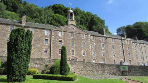 UK blogging assignment: Lifestyle bloggers wanted to review day out at New Lanark World Heritage Site