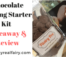 UK Giveaway: Chocolate Making Starter Kit Giveaway – Closes 02/28/2017