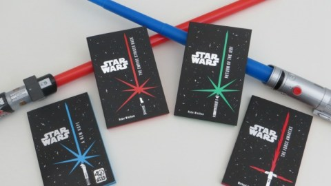 Blogger @etspeaksfrom UK Giveaway: Win a bundle of Star Wars Junior Novel Books – Closes 06/05/2017