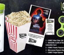 Blogger @mikethefanboy USA Giveaway: Win A Comet TV Alien Invasion Prize Pack! – Closes 07/04/2017