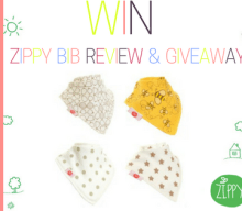 Blogger @southern_mummy UK Giveaway: Zippy Bib. Review and Giveaway – Closes 07/05/2017